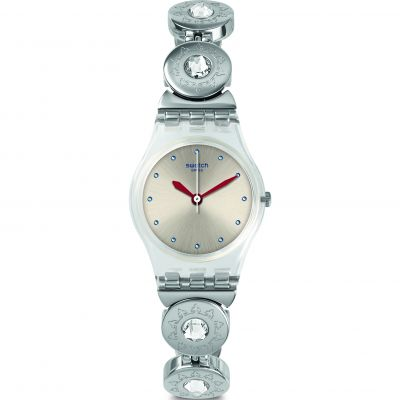 Swatch Originals Lady Linattendue Damenuhr LK375G
