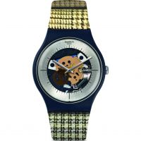 Swatch Watch My Fabric Watch SUON129