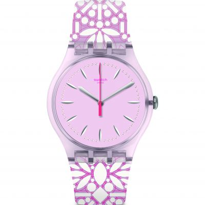 Swatch Originals New Gent Fleurie Unisexuhr SUOP109