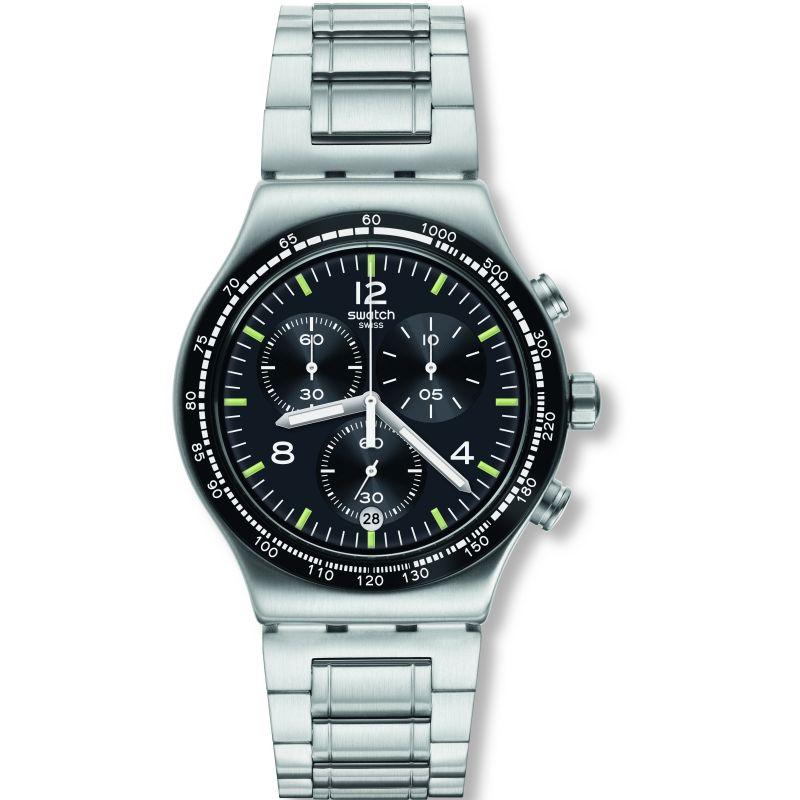 Swatch Night Flight Watch