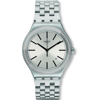 Swatch Irony Big Classic Mon Quotidien Herrenuhr YWS429G
