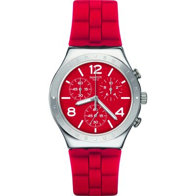 Swatch Rouge De Bienne Watch YCS117