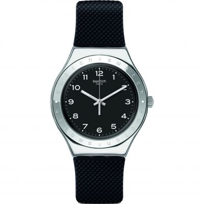 Swatch Irony Big Charbon Herrenuhr YGS137