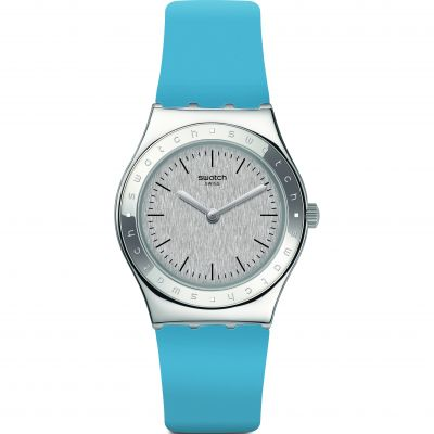 Swatch Irony Medium Brisebleue Damenuhr YLS203