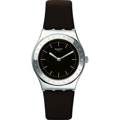 Swatch Irony Medium Lie De Vin Damenuhr YLS205