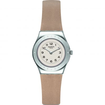 Swatch Irony Small Taupinou Damenuhr YSS321