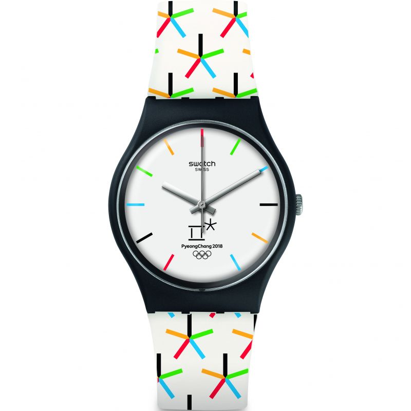 Swatch Star Games Watch GZ317