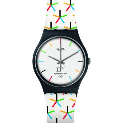 Montre Unisexe Swatch Star Games GZ317