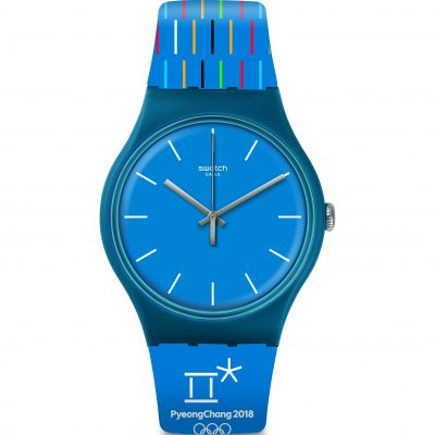 Swatch Petits Batons Watch SUOZ277
