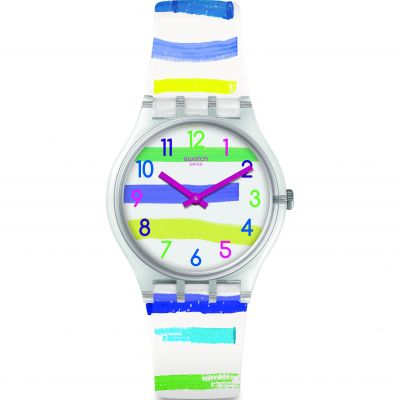 Swatch Colorland Watch GE254
