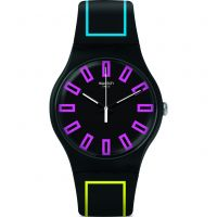Swatch Arounds The Strap Watch SUOB146