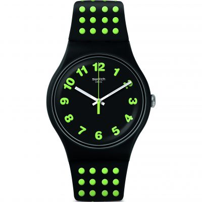 Swatch Originals New Gent Punti Gialli Unisexuhr SUOB147