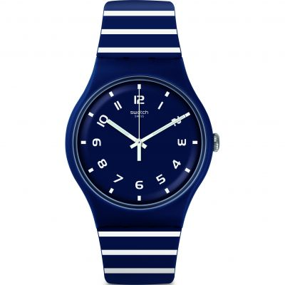 Swatch Originals New Gent Striure Unisexuhr SUON130