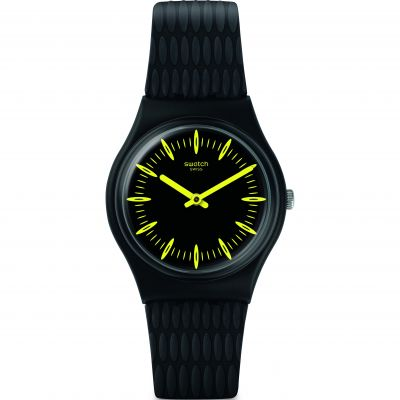 Swatch Giallonero Watch GB304
