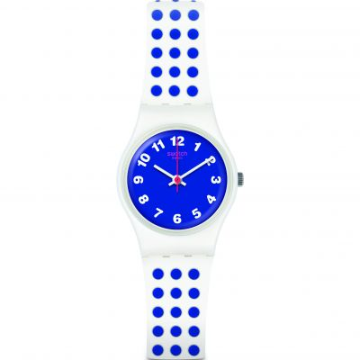 Swatch Bluedots Dameshorloge LW159
