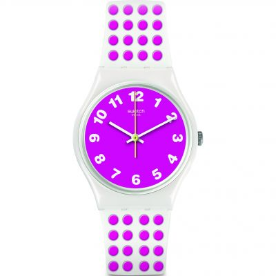 Swatch Pinkdots Watch GW190