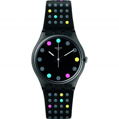 Swatch Boule A Facette Unisexklocka GB305