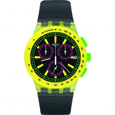 Swatch Yel-Lol Watch SUSJ402