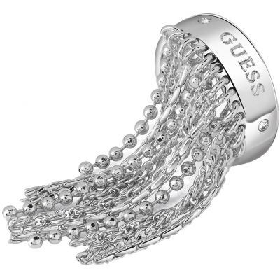 Guess Dames Chain Waterfall Ring UBR85034-54