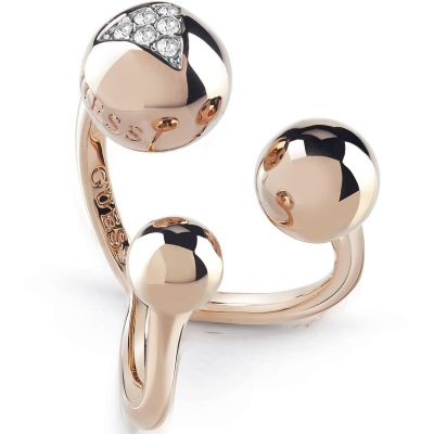 Biżuteria Guess Jewellery Influencer Ring Size N UBR85020-54