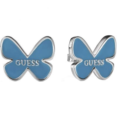 Guess Dames Tropical Dream Stud Earrings UBE85082