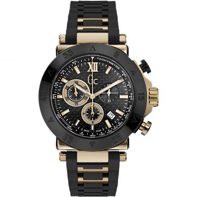 Gc Sport Chic Collection Gc-1 Sport Herrenchronograph in Zweifarbig X90021G2S