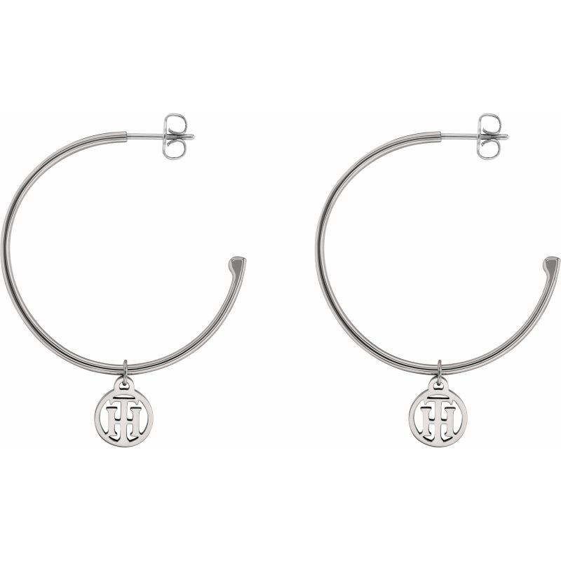 Tommy Hilfiger Jewellery Hoop Earrings 2780023
