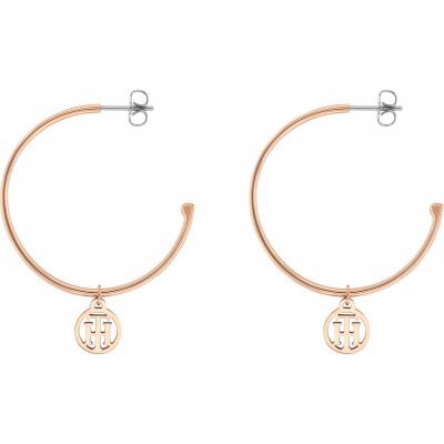 Joyería Tommy Hilfiger Jewellery Hoop Earrings 2780024