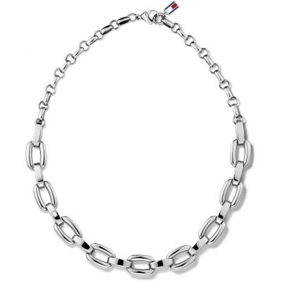 Joyería Tommy Hilfiger Jewellery Smooth Link Necklace 2700833
