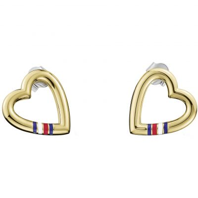 Joyería Tommy Hilfiger Jewellery Heart Stud Earrings 2700910