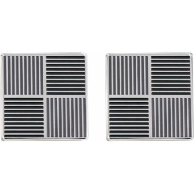 Bijoux Tommy Hilfiger Patterned Cufflinks 2790019