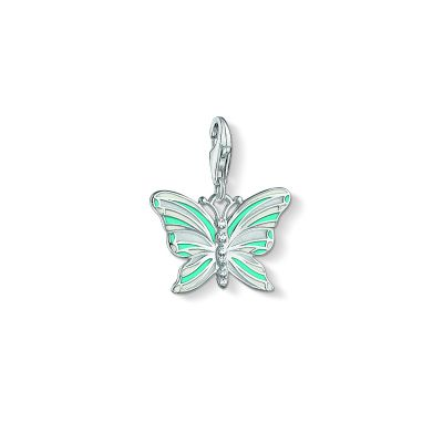 Thomas Sabo Charm Club Butterfly Charm 1515-041-17