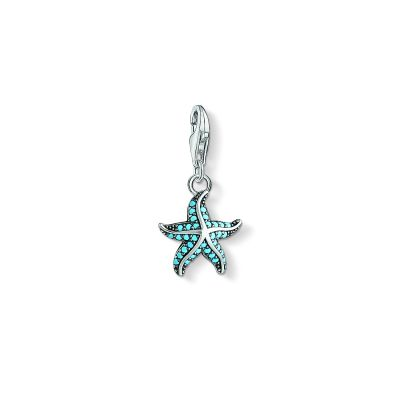 Thomas Sabo Charm Club Starfish Charm 1521-667-17