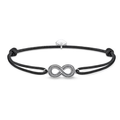 Thomas Sabo Unisex Little Secret Infinity Bracelet Sterling Zilver LS058-907-11-L22V