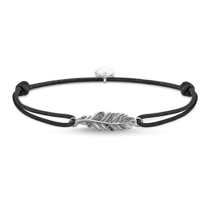 Unisex Thomas Sabo Glam & Soul Little Secret Feather Armband Sterling-Silber LS063-889-11-L22V
