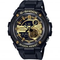 Casio G-Steel Watch GST-210B-1A9ER