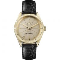 Vivienne Westwood Conduit Watch VV192GDBK