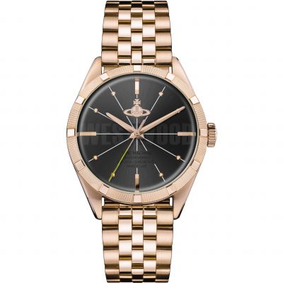 Vivienne Westwood Conduit Watch VV192BKRS