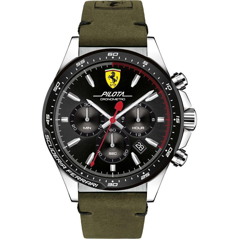 Scuderia Ferrari Pilota Watch