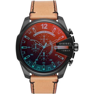 Montre Homme Diesel Mega Chief DZ4476