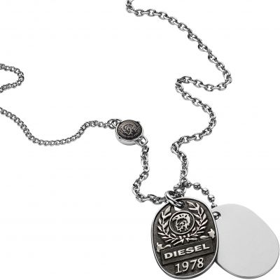 Diesel Necklace DX1106040