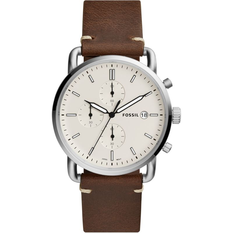 Fossil The Commuter Chrono Herrklocka FS5402