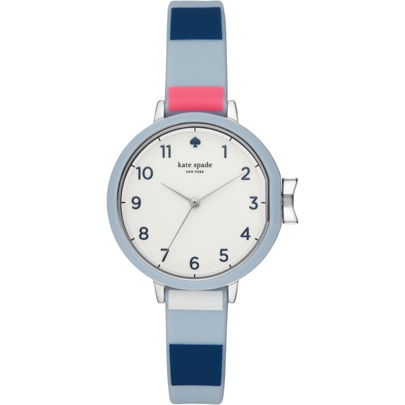 Kate Spade New York Park Row Silicone Watch KSW1419