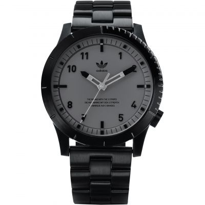 Adidas Cypher_M1 Herrenuhr in Schwarz Z03-017