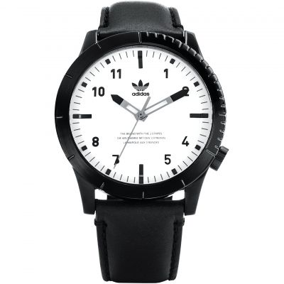 Adidas Cypher_LX1 Herrenuhr in Schwarz Z06-005