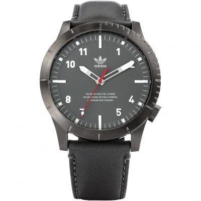 Adidas Cypher_LX1 Herrenuhr in Grau Z06-2915