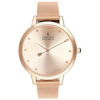 Ladies Charlotte Raffaelli Basic Watch CRB020