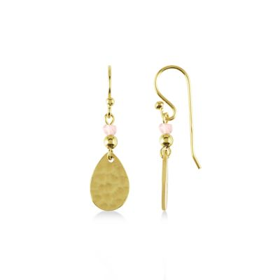 Ladies Radley Gold Plated Sterling Silver In A Flutter Earrings RYJ1022
