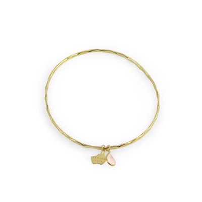 Ladies Radley Gold Plated Sterling Silver In A Flutter Bracelet RYJ3014-ML