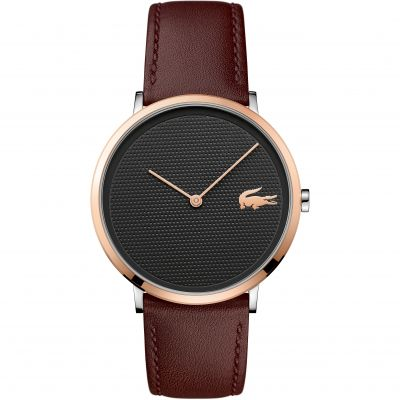 Lacoste Moon Moon Herrenuhr in Braun 2010952